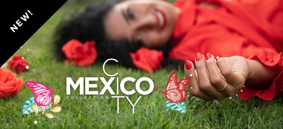 Mexico City Collection 2020