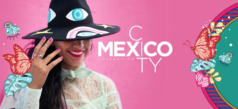 Mexico City Collection - Spring 2020
