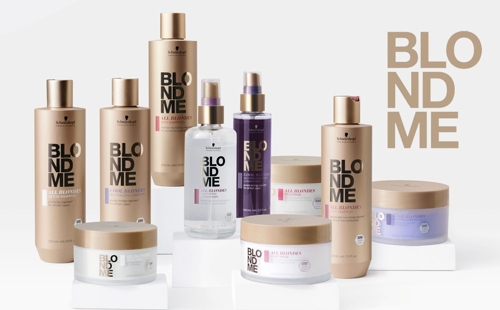 BlondMe Care (New!)