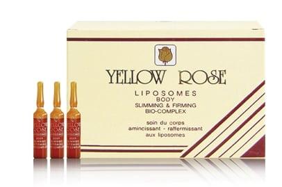 Yellow Rose Liposomes Body Slimming & Firming Bio-Complex (18x9ml) - YR-107010 πρόσωπο   σώμα σώμα κυτταρίτιδα   σύσφιξη