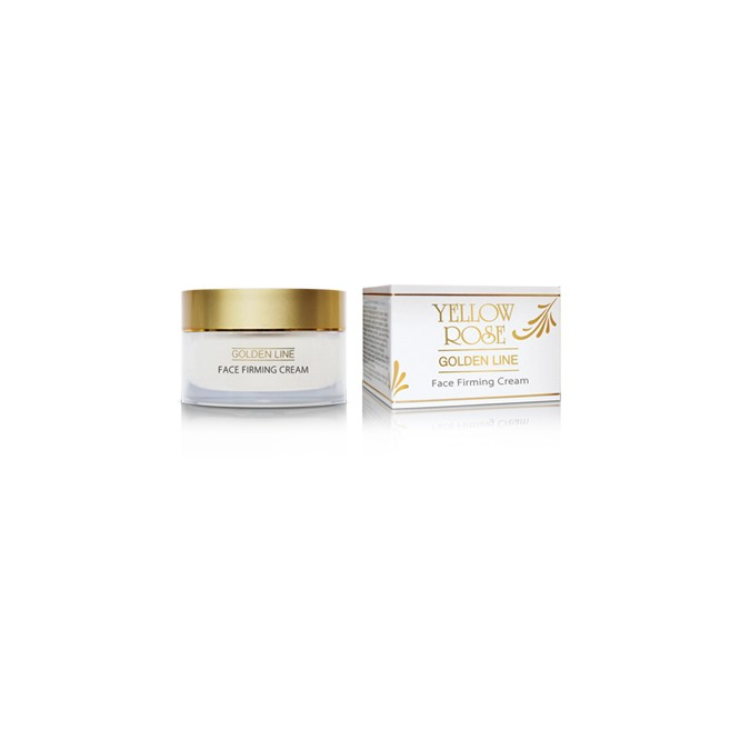 Yellow Rose Golden Line Face Firming Cream