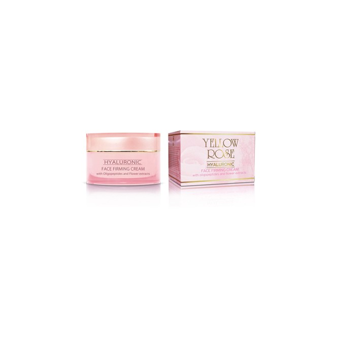 Yellow Rose Hyaluronic Face Firming Cream (50ml)