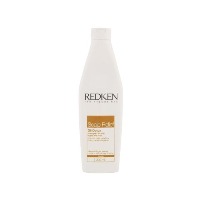 Redken - Scalp Relief Oil Detox Shampoo (300ml)