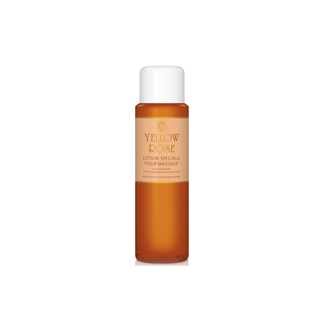 Yellow Rose Lotion Speciale Pour Massage (500ml)