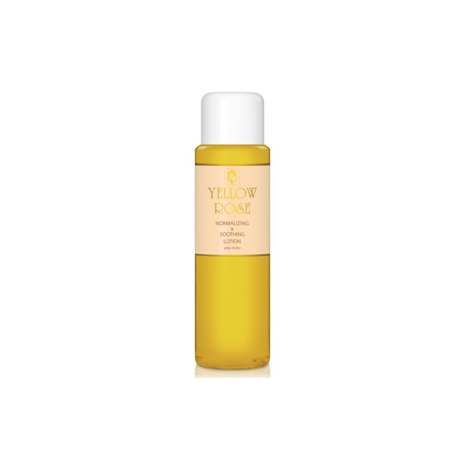 Yellow Rose Normalizing & Soothing Lotion (200ml)
