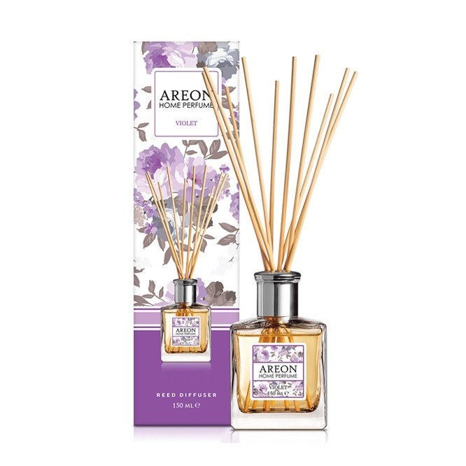 Areon Home Perfume - Botanic Violet (150ml)