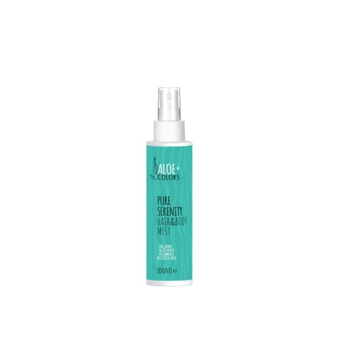 Aloe+ Colors - Pure Serenity Hair & Body Mist (100ml)