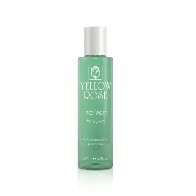 Yellow Rose Face Wash for Oily Skin (200ml)