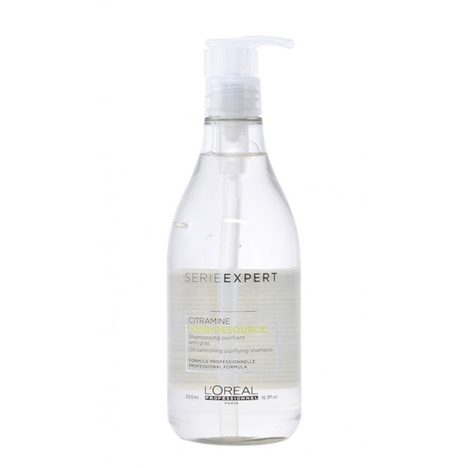 L'Oréal Professionnel Serie Expert Pure Resource Citramine Shampoo (500ml)