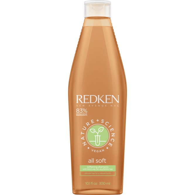 Redken - Nature+Science All Soft Shampoo (300ml)