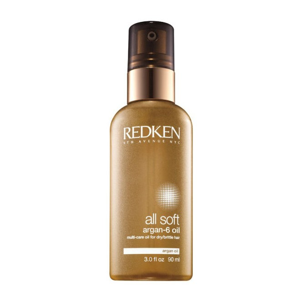 Redken - All Soft Argan 6-Oil (90ml)