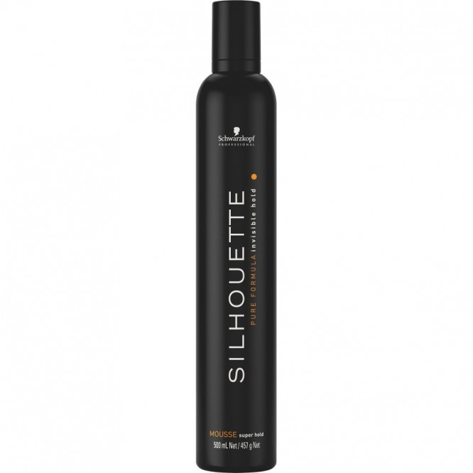 Schwarzkopf Professional Silhouette Super Hold Mousse (500ml)