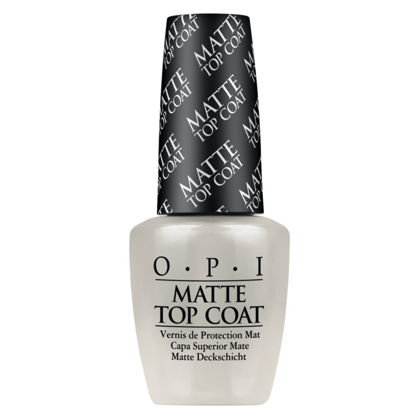 OPI - Matte Top Coat (15ml)