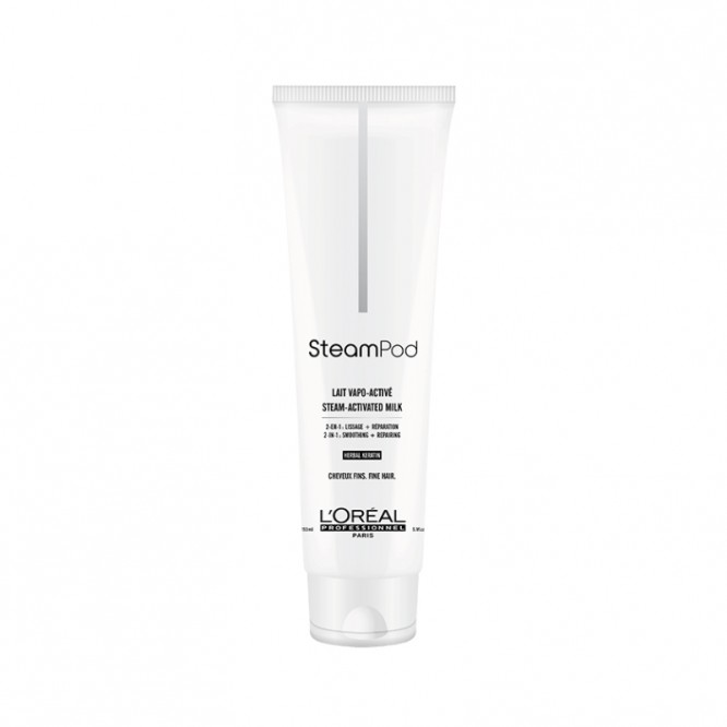 L'Oreal Professionnel Steam Pod Smoothing Cream - Λεπτά Μαλλιά (150ml)
