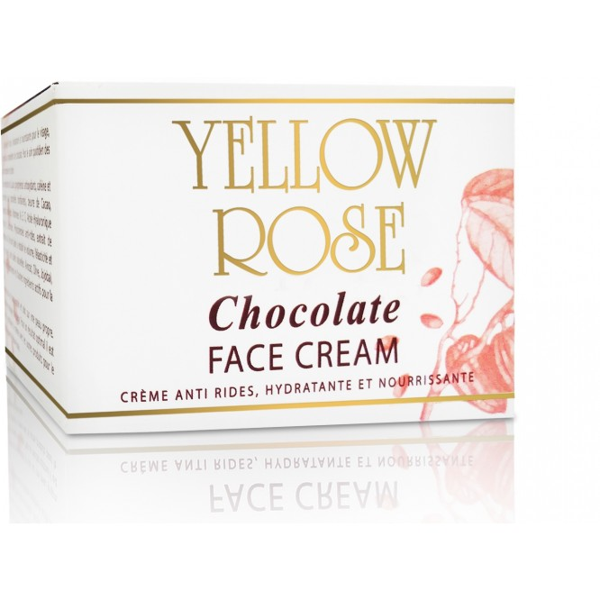 Yellow Rose Chocolate Face Cream (50ml)
