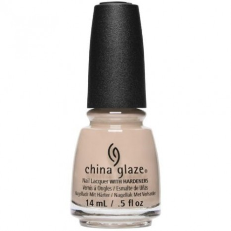 China Glaze - I'll Sand by You (14ml)