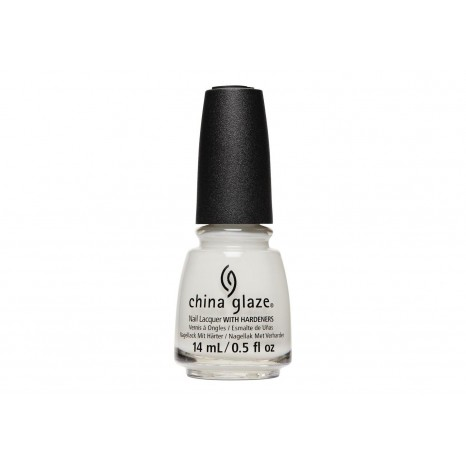 China Glaze - Off-White, OnPoint (14ml)