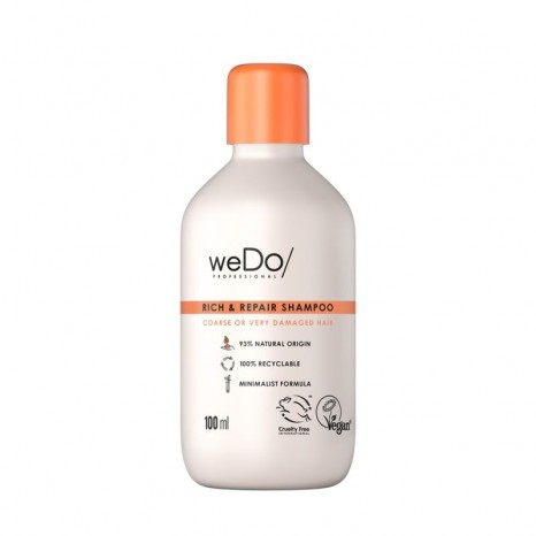 weDo/ Professional - Rich and Repair Shampoo (100ml)