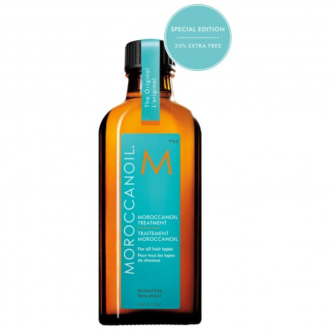 Moroccanoil Oil Treatment (100ml & 25ml Δώρο)