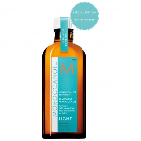 Moroccanoil Oil Light Treatment (100ml & 25ml Δώρο)