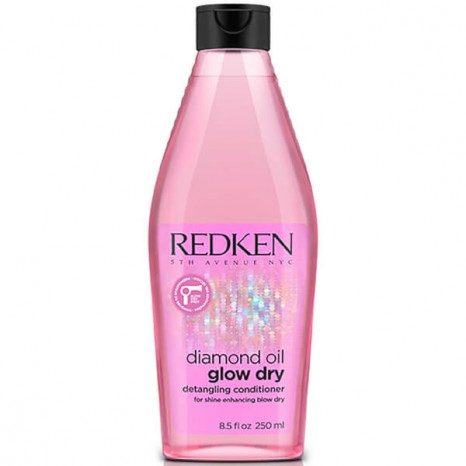 Redken Diamond Oil Glow Dry Condtioner (250ml)