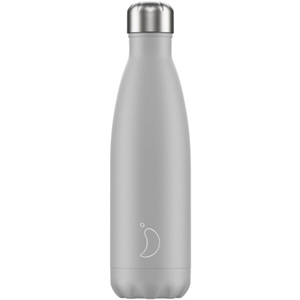 Chilly's Monochrome Light Grey (500ml)