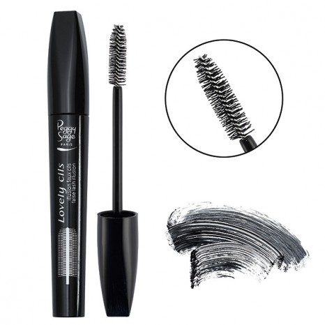 Peggy Sage - Lovely Cils Mascara Noir (10ml)