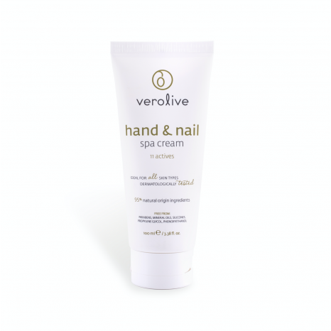 Verolive - Hand & Nail Spa Cream 11 Actives (100ml)