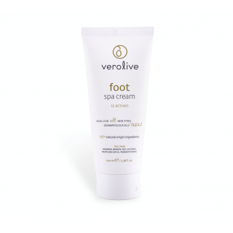 Verolive - Foot Spa Cream 12 Actives (100ml)