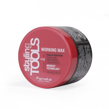 Fanola Styling Tools - Working Wax (100ml)