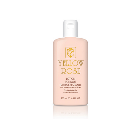 Yellow Rose Lotion Tonique Rafraichissante (200ml)