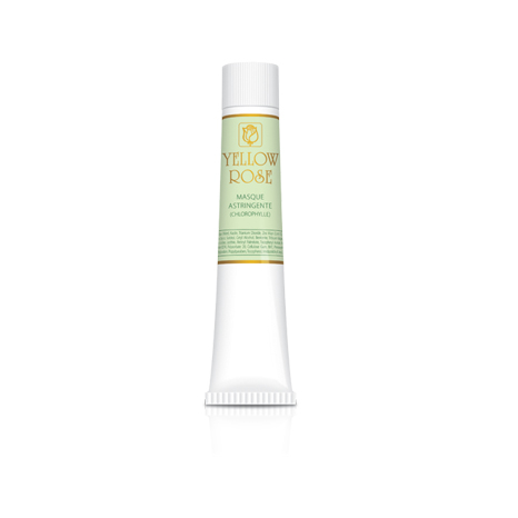 Yellow Rose Astringente (Chlorophylle) Mask (50ml)