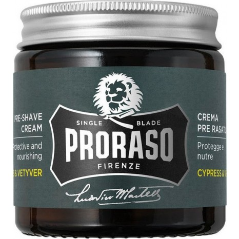 Proraso Cypress & Vetyver Pre-shave Cream (100ml)