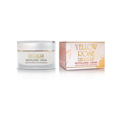 Yellow Rose Cellular Revitalizing Cream