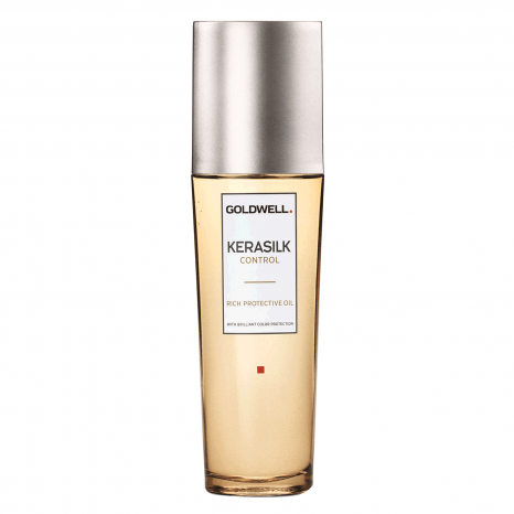 Goldwell Kerasilk Control Rich Protective Oil (75ml)