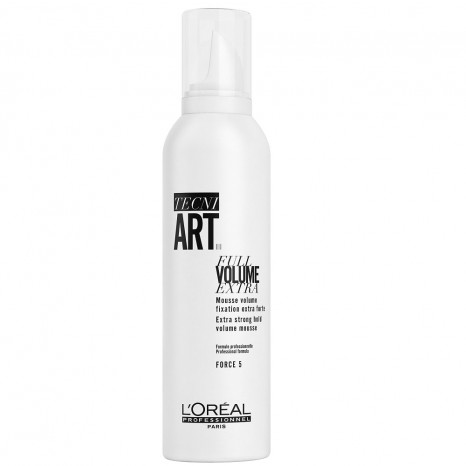 L'Oréal Professionnel Full Volume Mousse Extra (250ml)