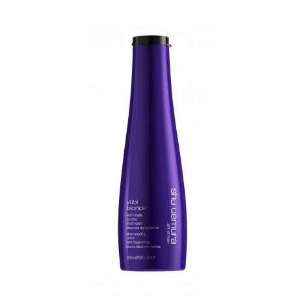 Shu Uemura Yūbi Blonde - Anti-Brass Purple Shampoo (300ml)