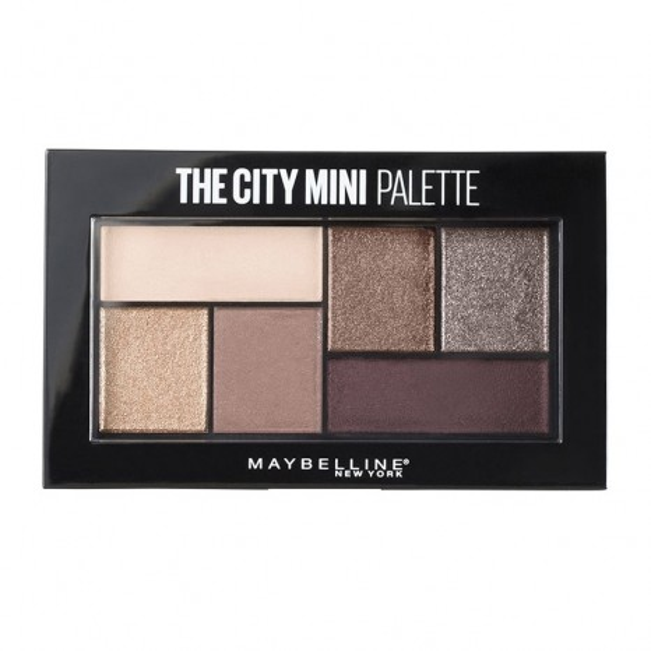 Maybelline The City mini Palette - Chill Brunch Neutrals (6gr)