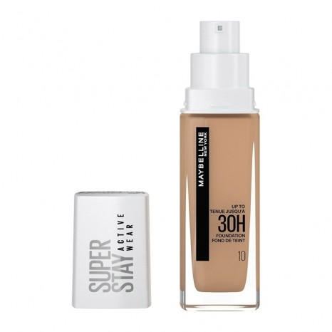 Maybelline SuperStay 30H Full Coverage Foundation - Υγρό Make-up (30ml)