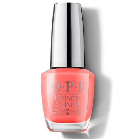 OPI Infinite Shine - Orange You a Rock Star? (15ml)