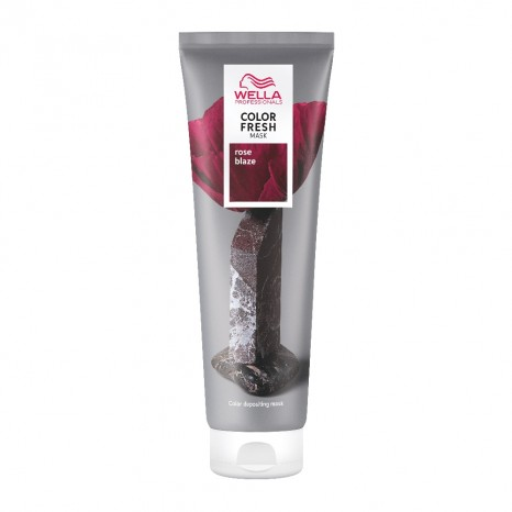 Wella Professionals Color Fresh Mask - Rose Blaze (150ml)