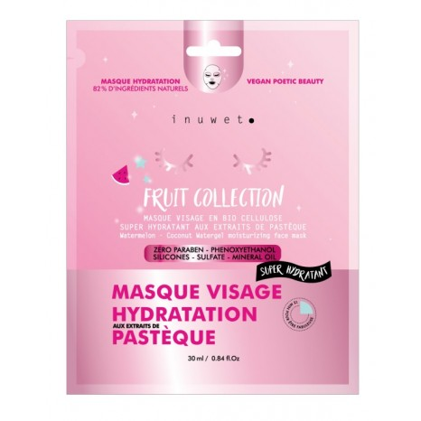 Inuwet Fruit Collection Hydration Face Masque (30ml)