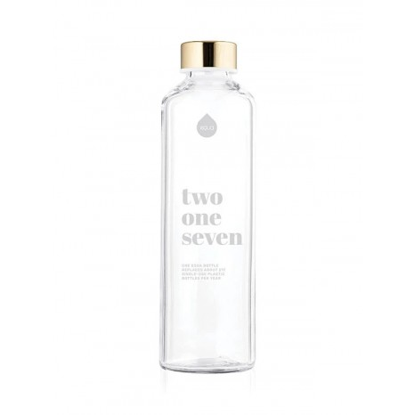 Equa - 217 White Water Bottle (750ml)