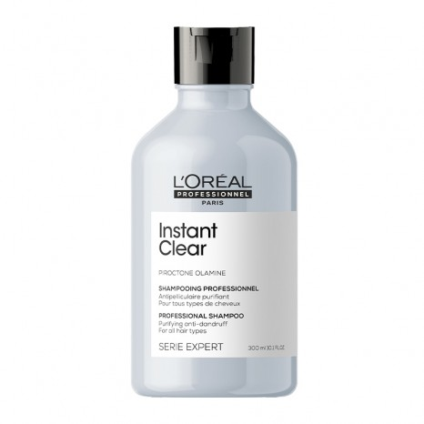 L'Oréal Professionnel Shampoo Serie Expert Instant Clear - Purifying Anti-Dandruff (300ml)