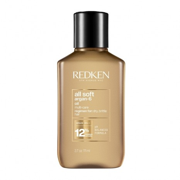 Redken - All Soft Argan-6 Oil (111ml)