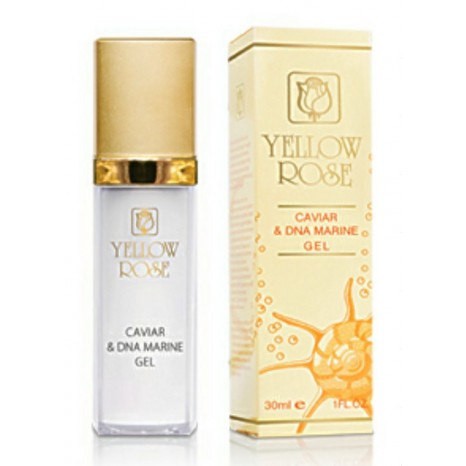 Yellow Rose Caviar & Marine DNA Gel (30ml)