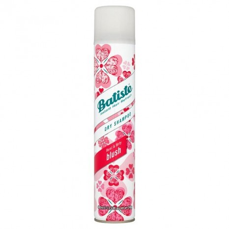 Batiste Floral & Flirty Blush Dry Shampoo (400ml)