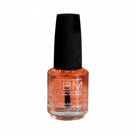 NBM - Cuticle Oil with Peach Fragrance (14ml)