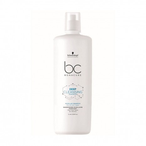 Schwarzkopf Professional BC Bonacure Scalp Therapy Deep Cleansing Shampoo (1000ml)