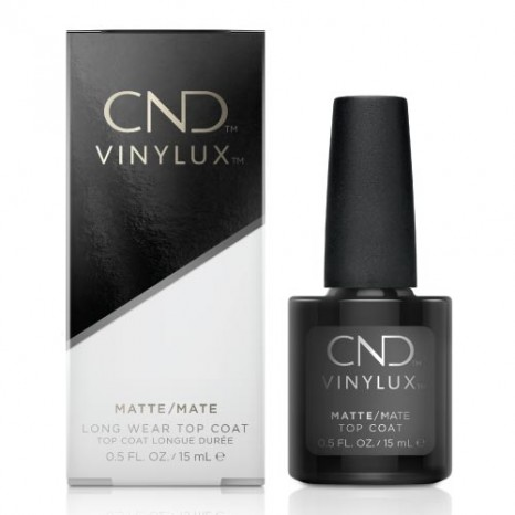 Vinylux - Matte Top Coat (15ml)